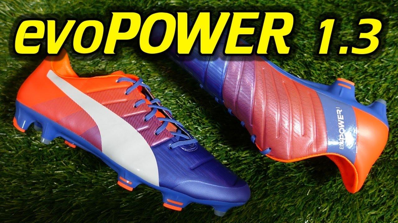 324b3b84bc02 Puma evoPOWER 1.3 (Yonder Blue Shocking Orange) - Review + On Feet - YouTube