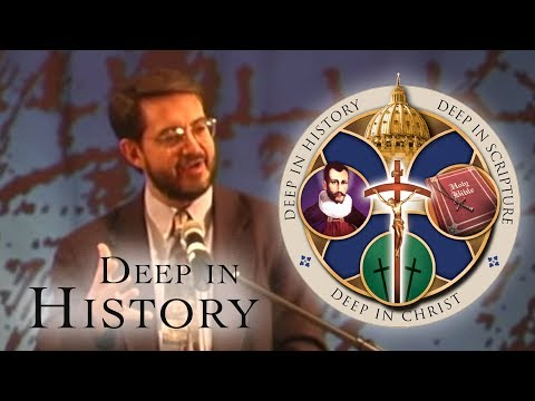 Scripture and Liturgy - with Dr. Scott Hahn