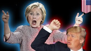 US primary elections: Trump and Clinton score big wins in New York primaries - TomoNews