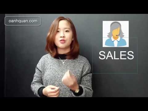 Bán hàng là gì và Tại sao cần bán hàng - oanhquan.com