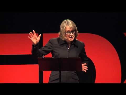 Metaphormosis -- change your metaphor, change your life: Ellen Waterston at TEDxBend