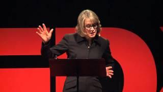 Metaphormosis -- change your metaphor, change your life: Ellen Waterston at TEDxBend