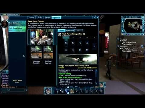 Star Trek Online: Reputation system explained