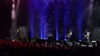 Iced Earth If I Could See You Hallenstadion Zürich 2013