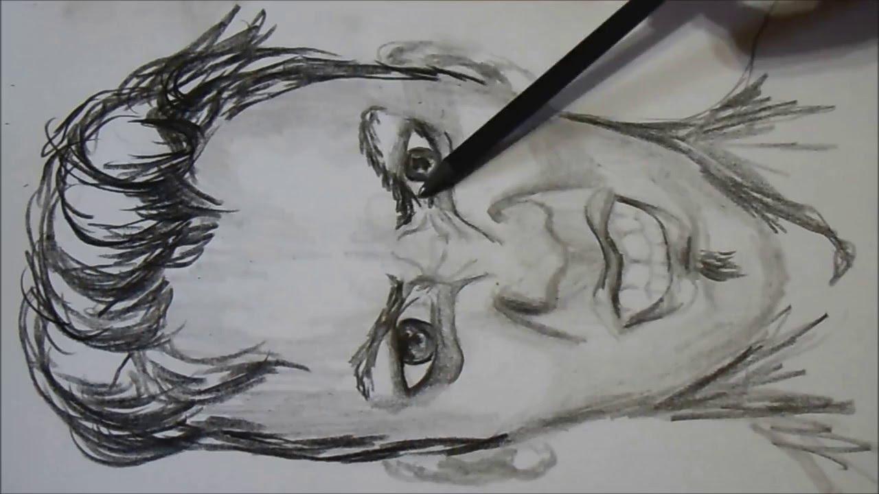 Como dibujar un rostro  Enojado  YouTube