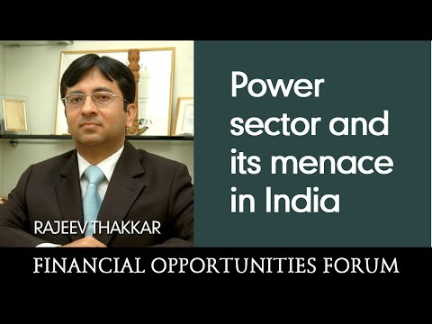 Power sector and its menace in India