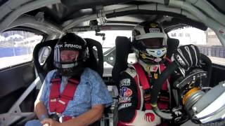 2016 Long Beach Media Day With Michael Lewis and Circle Porsche