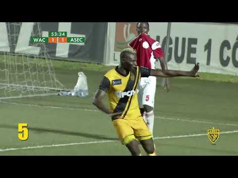 les 13 buts de Bancé Aristide