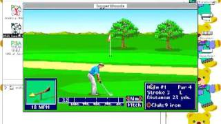 PGA Tour Golf - Mac Abandonware
