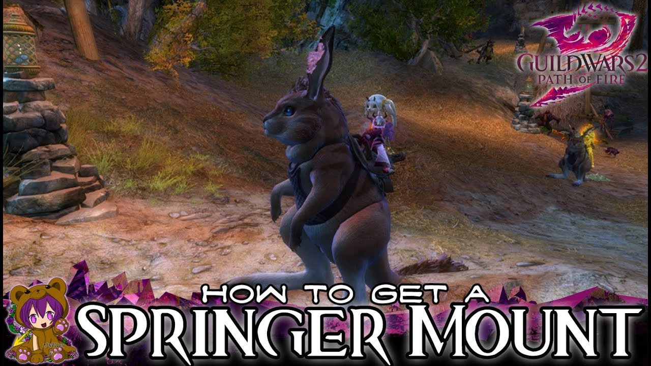 Springer - Guild Wars 2 Wiki Guide - IGN
