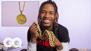 offset migos flexing his jewelry