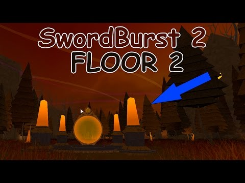 Swordburst 2 roblox how to glitch and defeat all boss for Floor 2 boss swordburst 2