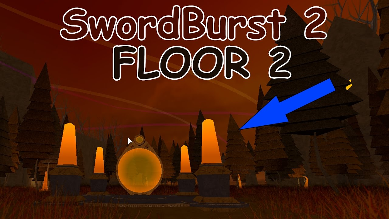 Swordburst 2 floor 2 boss and mini boss spots youtube for Floor 5 map swordburst 2