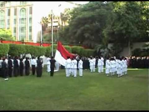 Paskibra KBRI Cairo 02