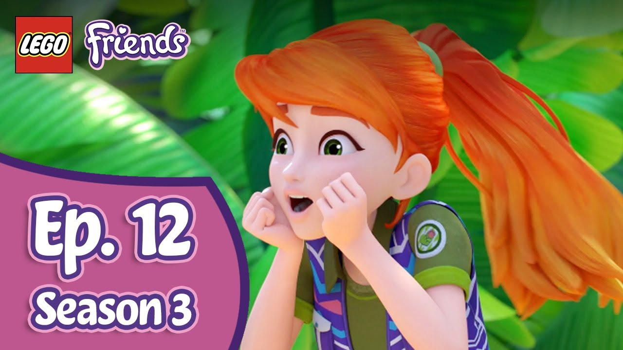 Download Friends: Girls on a Mission |LEGO® Full Episodes| Episode 12: Free Bird