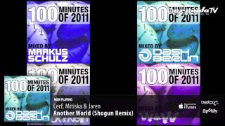 Out now: 100 Minutes of 2011 - Mixed by Dash Berlin, Markus Schulz, W&W, Dabruck & Klein