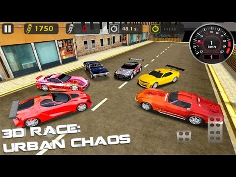 3d Race : Urban Chaos Android Gameplay (HD)