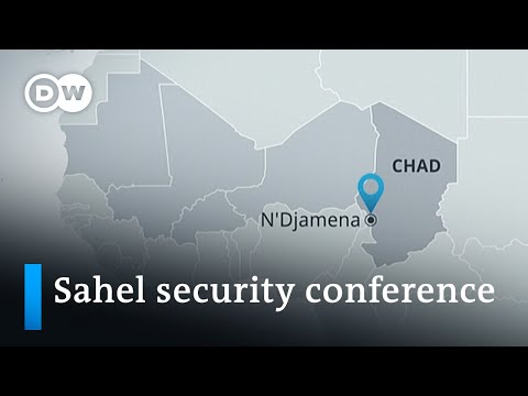 2 million people internally displaced: How to stabilize Africa's Sahel region?   DW News