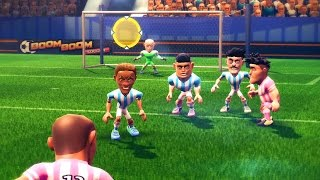 BOOM BOOM SOCCER #2 Android / iOS Gameplay Video