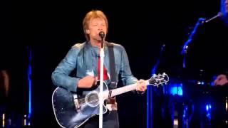 Bon Jovi - Lost Highway(Live San Jose 2013)
