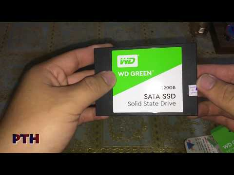 Review ổ cứng SSD Western Digital WD Green 120GB mua tại TiKi có tốt không