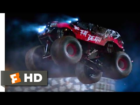 Zombieland: Double Tap (2019) - Monster Jam! Scene (8/10) | Movieclips