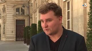 Eliott Aubin, élu lyonnais La France insoumise réagit au soutien de AKotarac au RN