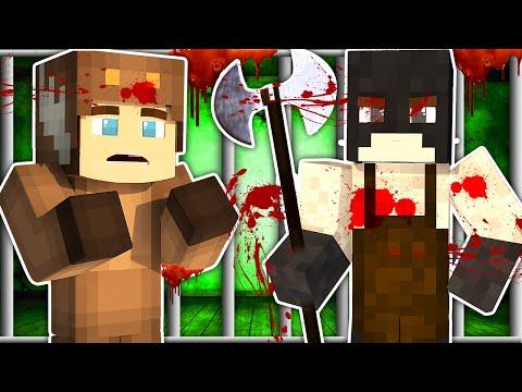 Minecraft PRISON - EXECUTION!? (Minecraft Roleplay) Day 17