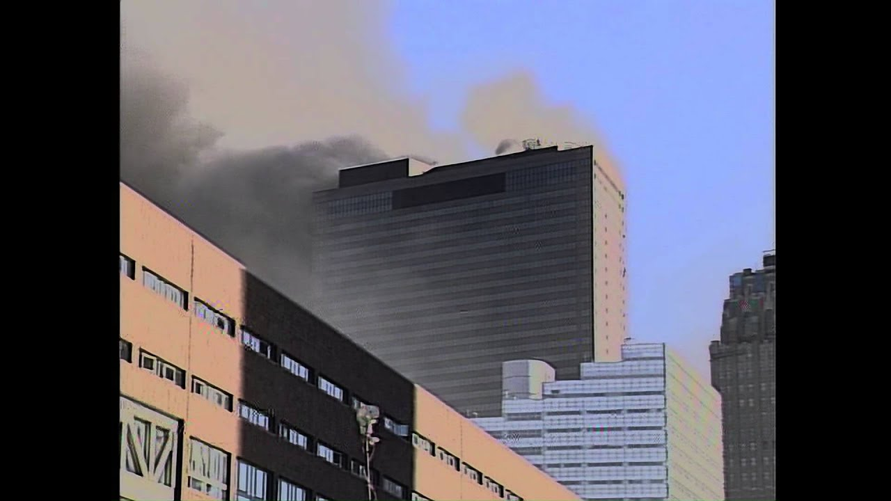 WTC 7 Collapse - Fixed CBS Cam, NIST