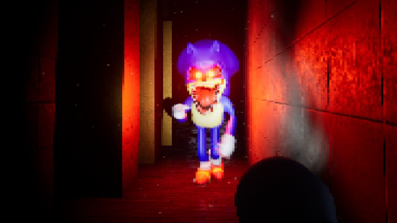 I FOUND THE SCARIEST SONIC GAME EVER MADE!! SCARIER THAN SONIC.EXE!!