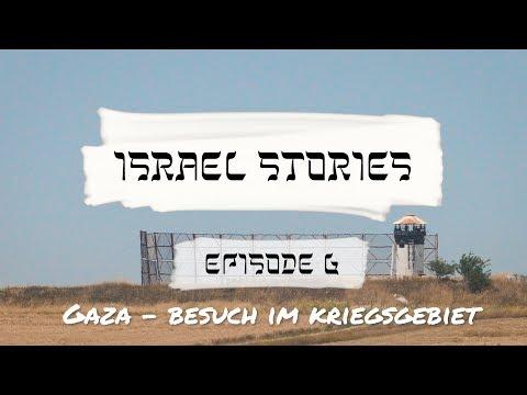 Gaza-Streifen - Vor Ort Am Kriegsgebiet [Israel Story #6] TMBlac