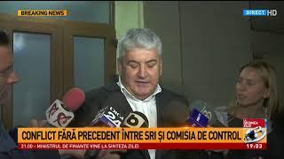 """Claudiu Manda: """"Suntem deranjați de cum ne răspunde SRI"""""""