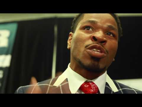 JERMELL CHARLO GOT PORTER FIRED UP TO TALK SMACK TO BERTO