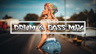 best drum bass mix 2017   best party dance dnb charts remixes of popular songs 8 monkeymixes