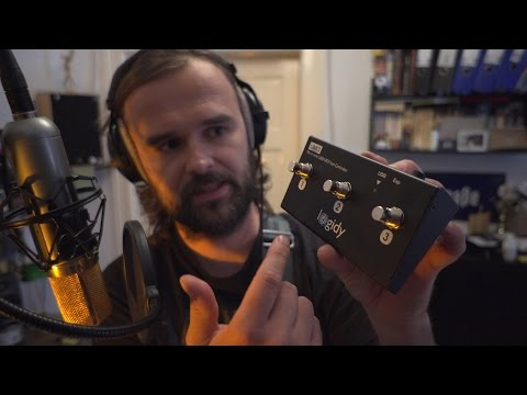 Elektron Octatrack hands free sampling quick tip tutorial