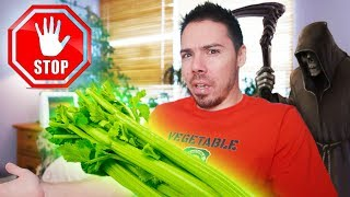Why I Had To Stop Drinking Celery Juice