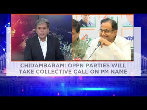 P Chidambaram: Opposition Parties Will Take Collective Call On The PM Candidate After Elections