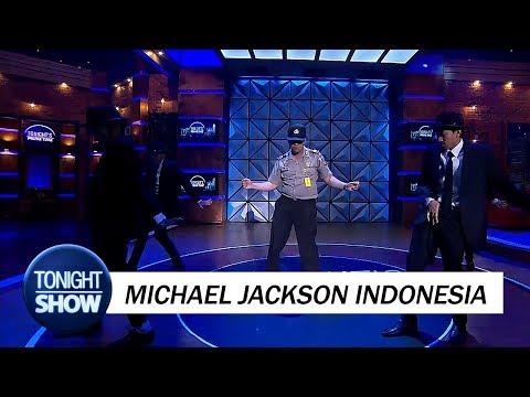 Wow Brigadir Taufik Michael Jackson nya Indonesia