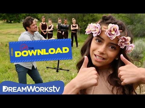 "Ashlund Jade Behind the Scenes of her ""Bright"" Cover 