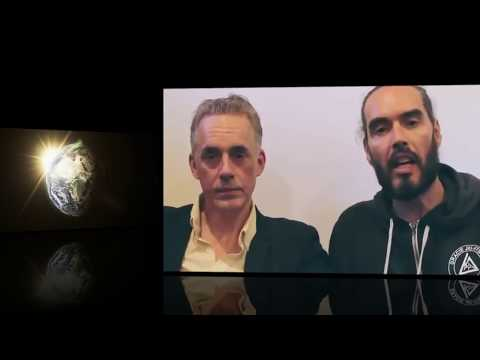 """Russell Brand Has Jordan Peterson Laughing """"You're Exhausting!"""""""
