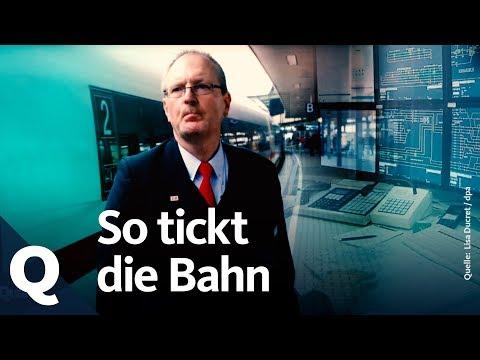 Interne Einblicke: So funktioniert die Deutsche Bahn  | Quarks