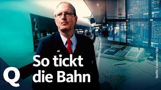 Interne Einblicke: So funktioniert die Deutsche Bahn    Quarks