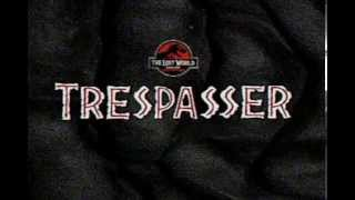 The Lost World: Jurassic Park: Trespasser Official Trailer (1998, Dreamworks Interactive/EA)