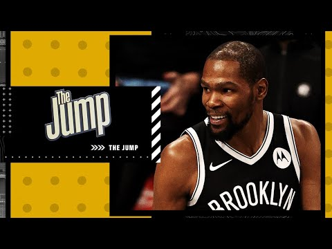 Is KD better than both Giannis and LeBron? | The Jump