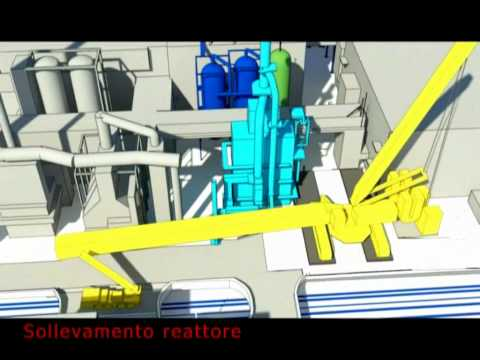 Critical Lift Simulation Mild Hydrocracker