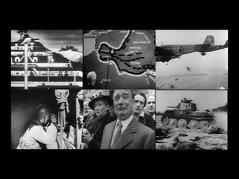 "Frank Capra' s ""Why We Fight"" The Fall of France (1942 - Restored)"