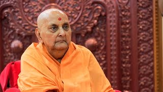 Guruhari Darshan 30 August 2015, Sarangpur, India
