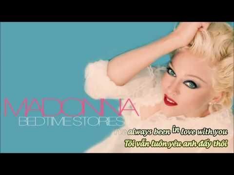 [Vietsub+Lyrics] Take A Bow - Madonna