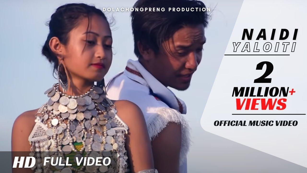 Naidi Naidi yaloihti || Official Kaubru music video song || Gagu & Sariyawti