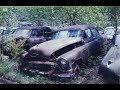 HUGE Lot of Old Abandoned Vintage Cars In The Woods